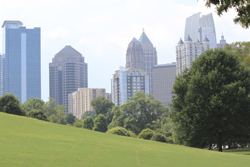 Image Of City Skyline Marietta