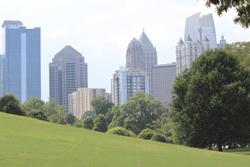 Image Of City Skyline Marietta